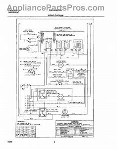 Parts For Frigidaire Pleb30s8ccc  Wiring Diagram Parts