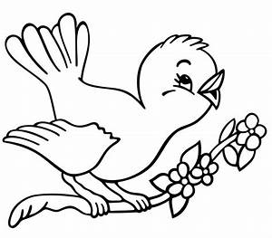 Simple Animal Pictures - AZ Coloring Pages