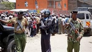 Kenya police: 3,000 arrested after terror attacks; rights ...