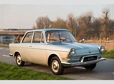 This quirky 1965 BMW 700 LS looks like fun
