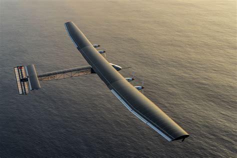 Solar Impulse 2 Resumes Its Journey Around The World - Video