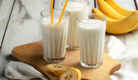 Receptes.lv - Veselīgais banānu šeiks