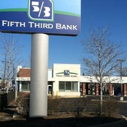 fifth third bank phone number fifth third bank banks credit unions 5235 w 63rd st