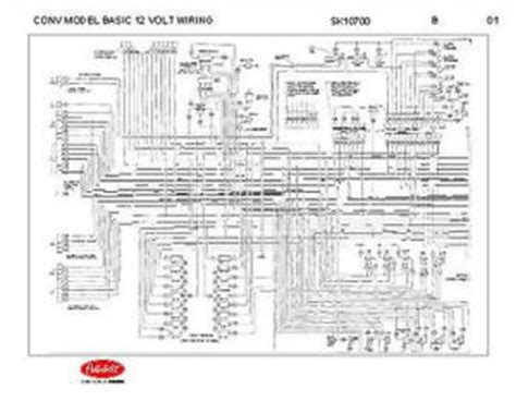 Fld Freightliner Basic Electrical Wiring Diagram by Peterbilt 348 Conventional Models Basic 12 Volt Wiring