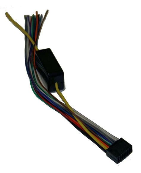 dual wire harness xdvd8281 xdvd8285 xdvdn8290 xdvdn8190 ebay