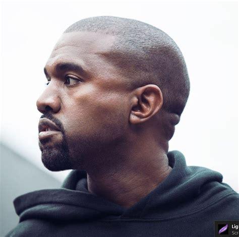 kanye west extra short natural hairstyles  natural