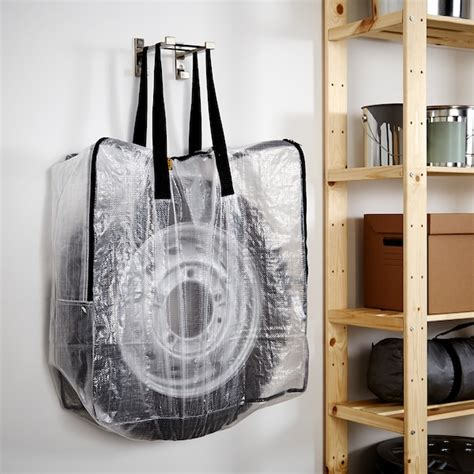 dimpa storage bag transparent ikea