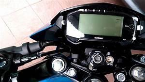 Fitur Speedometer Satria Fu Injeksi