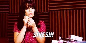 Image - Spy!.gif | Glee TV Show Wiki | Fandom powered by Wikia