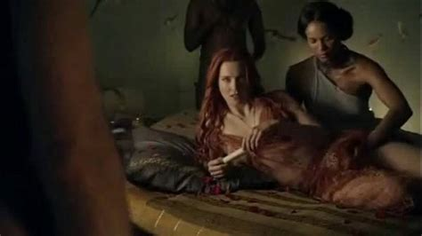 SPARTACUS The Best Sex Scenes Anal Orgy Lesbian XVIDEOS COM