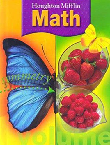 Buy Special Books  Houghton Mifflin Math (grade 3) On Sale As Of 11122018 1953 Est