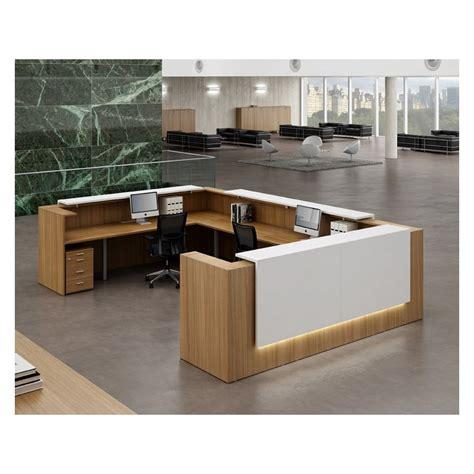 bureau banque banque d 39 accueil z2 l 126 cm mobilier de bureau