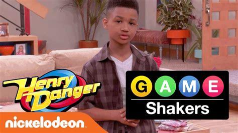 Henry Danger & Game Shakers Crossover