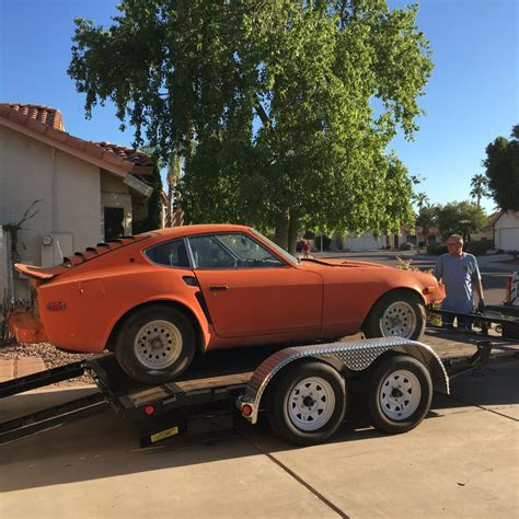 Datsun Forum by The Recovery And Restoration Of Datsun Scarab 160 Part 6