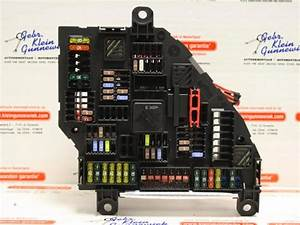 Used Bmw X3  F25  Xdrive20d 16v Fuse Box - 9210860