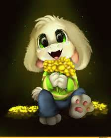 Undertale Asriel Cute