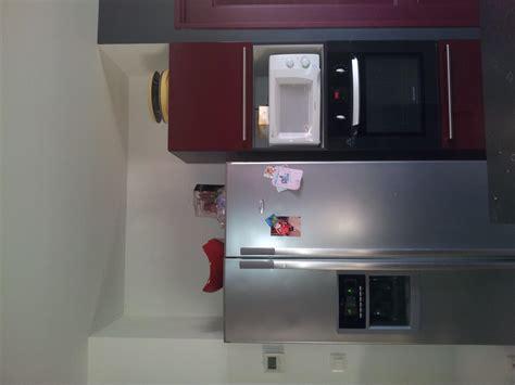 placo hydrofuge cuisine créer niche cuisine en placo