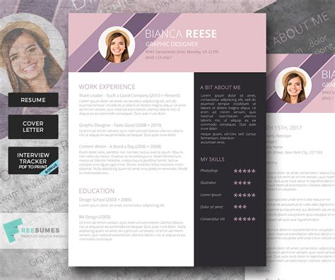 Creative Resume Packages by Dressed To Impress The Ingenious Original Premium Resume