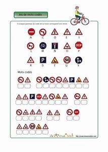 Jeu Code De La Route : jeu de mots cod s s curit routi re 2 t te modeler ~ Maxctalentgroup.com Avis de Voitures