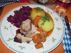 Schweinebraten Mit Biersoße : bayerischer schweinebraten mit biersauce rezept mit bild ~ Lizthompson.info Haus und Dekorationen