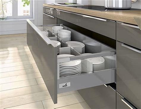 Complete soft close pot drawers pre assembled
