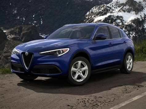 sporty  capable  alfa romeo stelvio  sale
