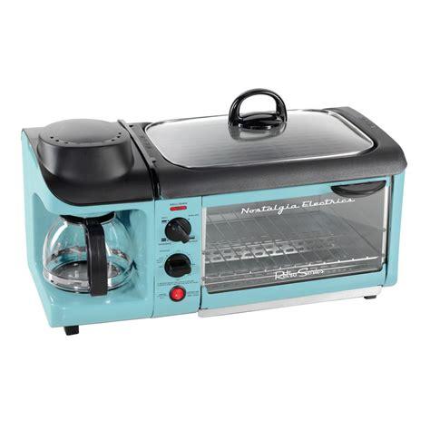 large area rugs home depot nostalgia retro blue breakfast center toaster oven