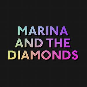 Marina and the Diamonds - FROOT - Electra Heart - T-Shirt ...