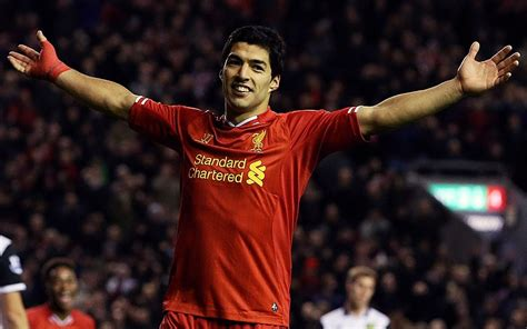 liverpool keen  start luis suarez contract talks telegraph