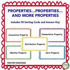 Best 25+ Distributive Property Of Addition Ideas On Pinterest  Math Properties, Properties Of