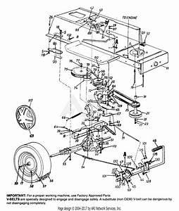 Mtd Wiring Diagram Model 13as679g062