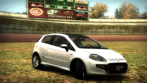 speed  wanted  fiat punto evo nfscars
