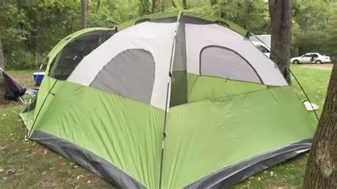 6 person tent with screened porch coleman evanston 6 screened tent