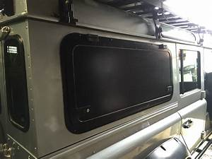 Apt Design Solutions Gullwing Door For Land Rover Defender Csw
