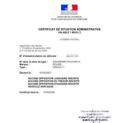 telecharger certificat de non gage nos cartes grises certificat non gage pour vehicules service d immatriculation sur toulon