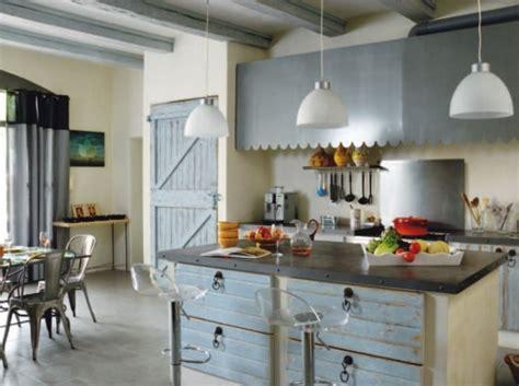 cuisine deco industrielle cuisine decoration industrielle