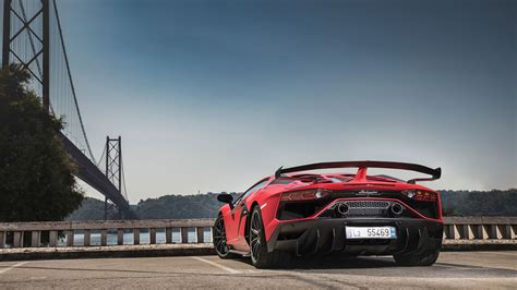 Lamborghini Aventador Hd Picture by 2019 Lamborghini Aventador Svj Wallpapers Hd Images