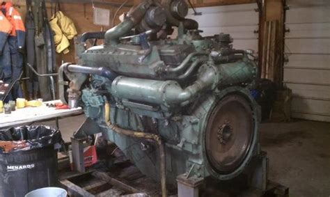 Boat Motor Repair Duluth Mn by Cummins Marine Engine For Sale