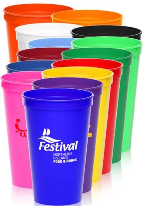 wholesale personalized plastic stadium cups