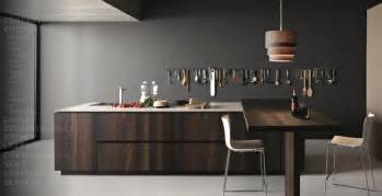 modern island kitchen designs modern coffee kitchen island with black wall color decoration with chandelier olpos design