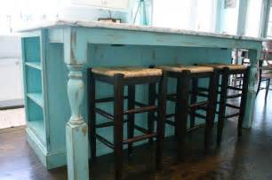 turquoise kitchen island turquoise painted kitchen cabinets shabby chic kitchen island kami tremblay design kitchen