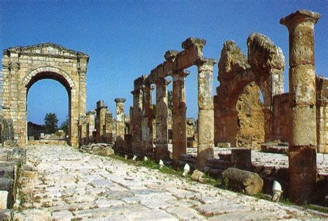 Tyre Is An Ancient Phoenician City And The Legendary