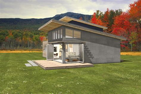 Modern Style House Plan   3 Beds 2 Baths 2115 Sq/Ft Plan
