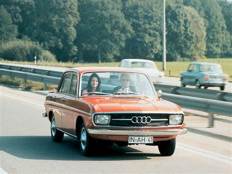 Image Gallery 1965 Audi 100
