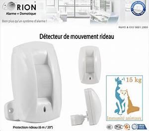 Detecteur De Passage Sans Fil : d tecteur de mouvement rideau ir sans fil ~ Dailycaller-alerts.com Idées de Décoration