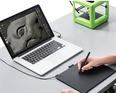 wacom intuos 3d tablet pen touch additional features nerdtechy