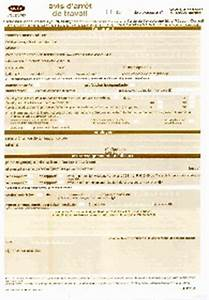Sortie Autorisée Arret Maladie : lettre aux professionnels de sant ~ Medecine-chirurgie-esthetiques.com Avis de Voitures