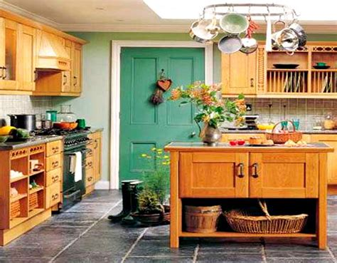 world country kitchens c 243 mo redecorar tu vieja cocina de pueblo decoraci 243 n 7166