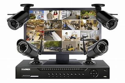 Security System Cctv Camera Systems Wireless Transparent