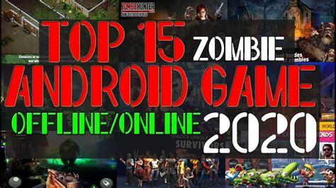 offline zombie games